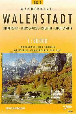 Walenstadt - Landestopographie T 237