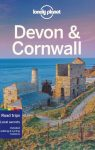 Devon & Cornwall, guidebook in English - Lonely Planet