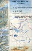Kongur Tagh - Muztag Ata térkép - Xi'an