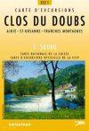 Clos du Doubs - Landestopographie T 222