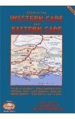 Western & Eastern Cape térkép - Jabedi Mapping