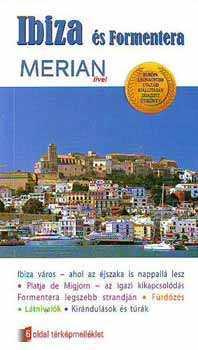 Ibiza és Formentera útikönyv - Merian live!