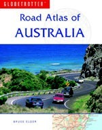 Australia - Globetrotter: Road Atlas