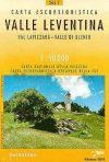 Valle Leventina - Landestopographie T 266