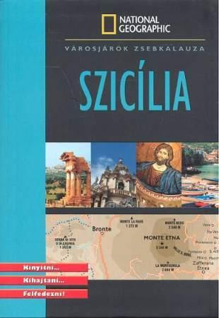 Szicília zsebkalauz - National Geographic