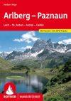 Arlberg & Paznaun, német nyelvű túrakalauz - Rother