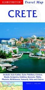 Crete - Globetrotter: Travel Map