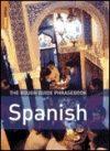 Spanish Phrasebook - Rough