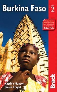 Burkina Faso, angol nyelvű útikönyv - Bradt