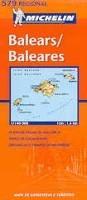 Baleári-szigetek - Michelin 579
