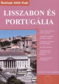 Lisbon & Portugal, guidebook in Hungarian - Booklands 2000