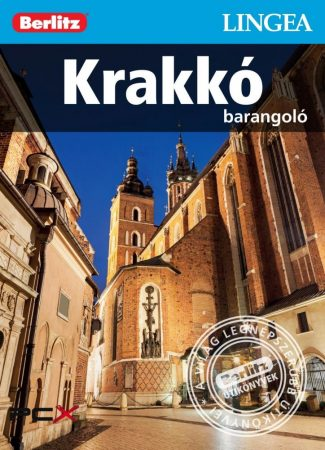 Cracow, guidebook in Hungarian - Lingea
