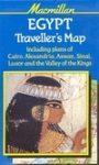 Egyiptom térkép - Macmillan