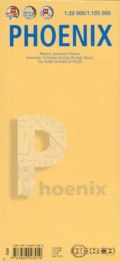 Phoenix térkép - Borch