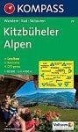 Kitzbüheli-Alpok turistatérkép (WK 29) - Kompass
