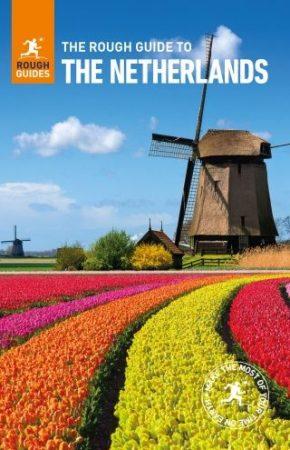 Hollandia, angol nyelvű útikönyv - Rough Guide