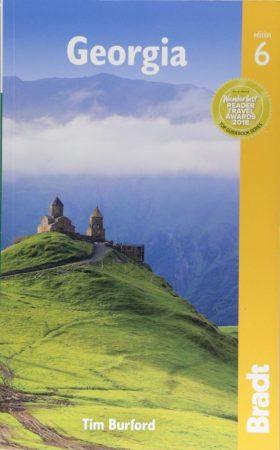Grúzia, angol nyelvű útikönyv - Bradt