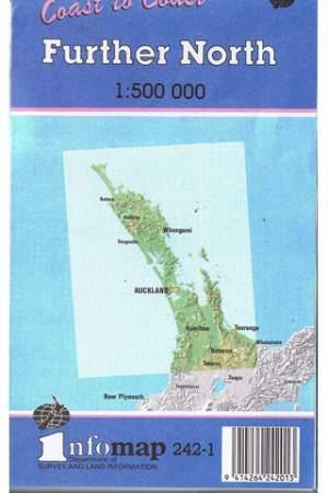 Further North térkép - Land Information