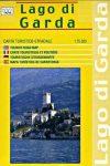 Garda-tó térkép - LAC