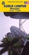 Kuala Lumpur térkép - ITM