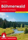 Cseh-erdő, német nyelvű túrakalauz - Rother