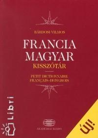 Francia-magyar kisszótár