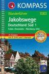 Jakobswege Deutschland Süd 1 - Kompass WF 1083