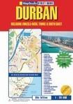 Durban térkép - MapStudio
