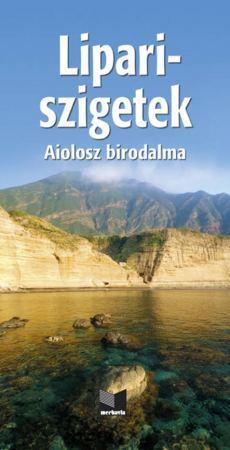 Aeolian Islands, guidebook in Hungarian - Merhavia