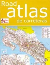 Costa Rica autóatlasz - Jiménez & Tanzi