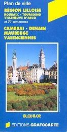 Lille és környéke - Grafocarte