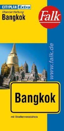 Bangkok várostérkép - Falk