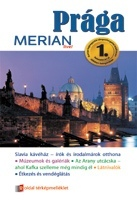 Prága útikönyv - Merian live!
