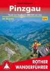 Pinzgau, német nyelvű túrakalauz - Rother