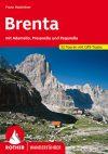 Brenta, német nyelvű túrakalauz - Rother