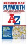Plymouth térkép - A-Z