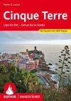 Cinque Terre, német nyelvű túrakalauz - Rother