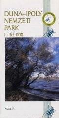 Duna-Ipoly Nemzeti Park térkép - Paulus