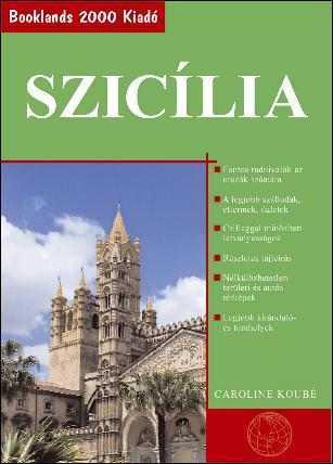 Sicily, guidebook in Hungarian - Booklands 2000