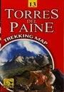 Torres del Paine (100K) térkép - JLM Mapas