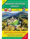 Ondava Hills & Bardejov, hiking map (105) - VKÚ