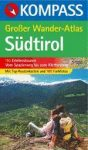 Südtirol Großer Wander-Atlas - Kompass K 633