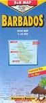 Barbados térkép - B & B
