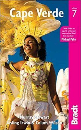 Zöld-foki-szigetek, angol nyelvű útikönyv - Bradt