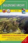Szulyói-hegység turistatérkép (157) - VKÚ