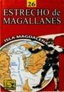 Magellan Straights térkép - JLM Mapas