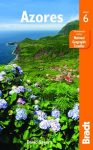 Azores, guidebook in English - Bradt