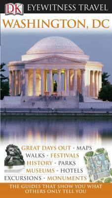 Washington DC Eyewitness Travel Guide