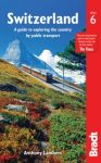 Switzerland without a Car, guidebook in English - Bradt