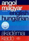 Angol-magyar kisszótár CD-vel